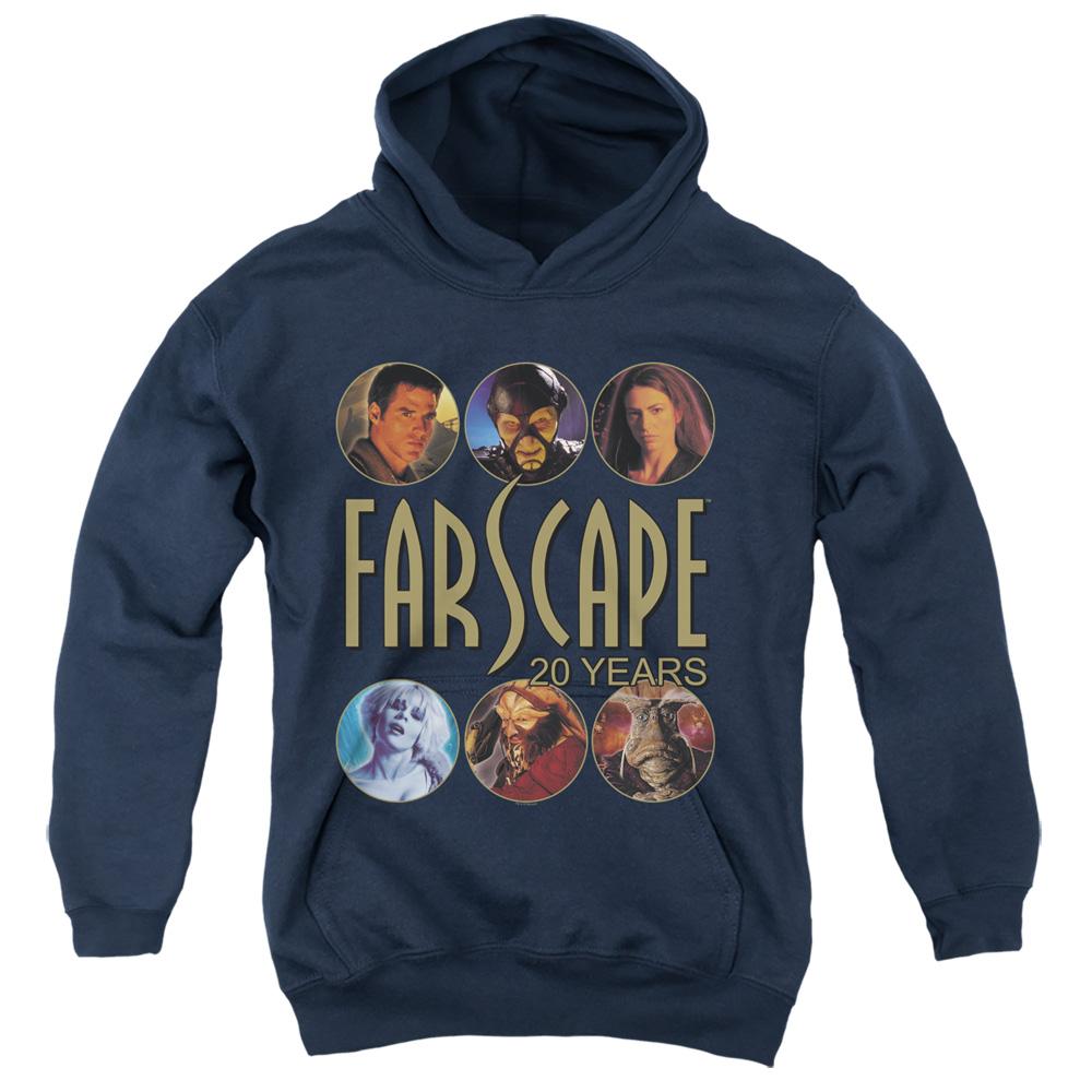 Farscape 20 Years Kids Hoodie