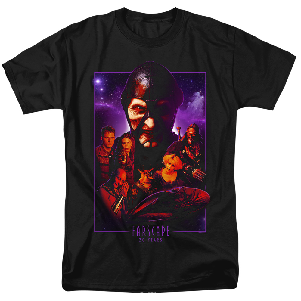 Farscape 20 Years Collage T-Shirt