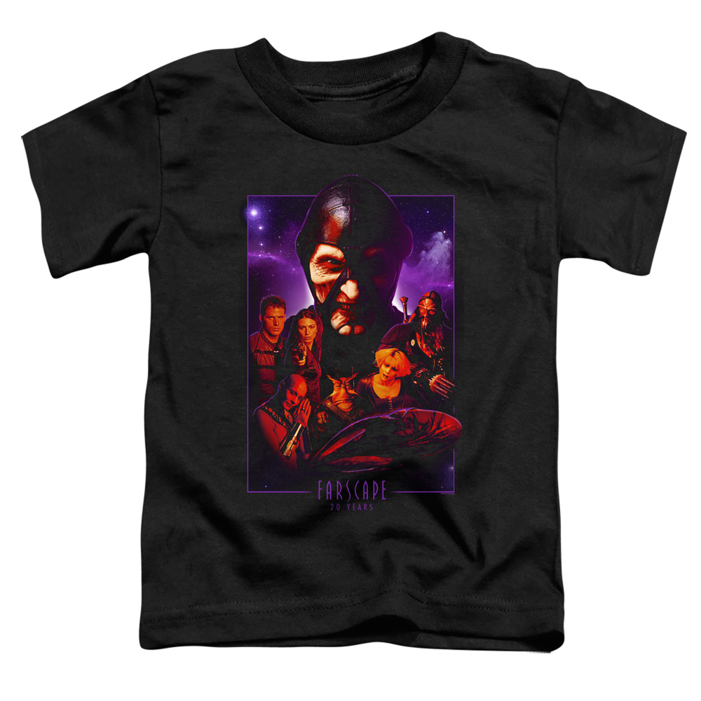 Farscape 20 Years Collage Toddler T-Shirt