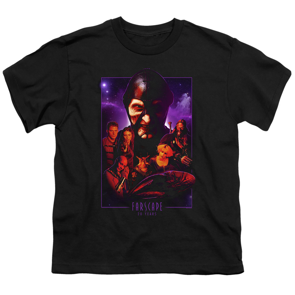 Farscape 20 Years Collage Kids T-Shirt
