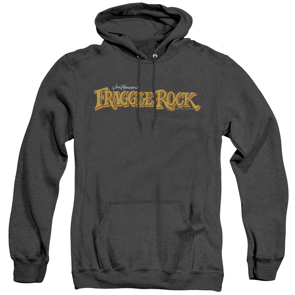 Official Fraggle Rock Adult Heather Hoodie