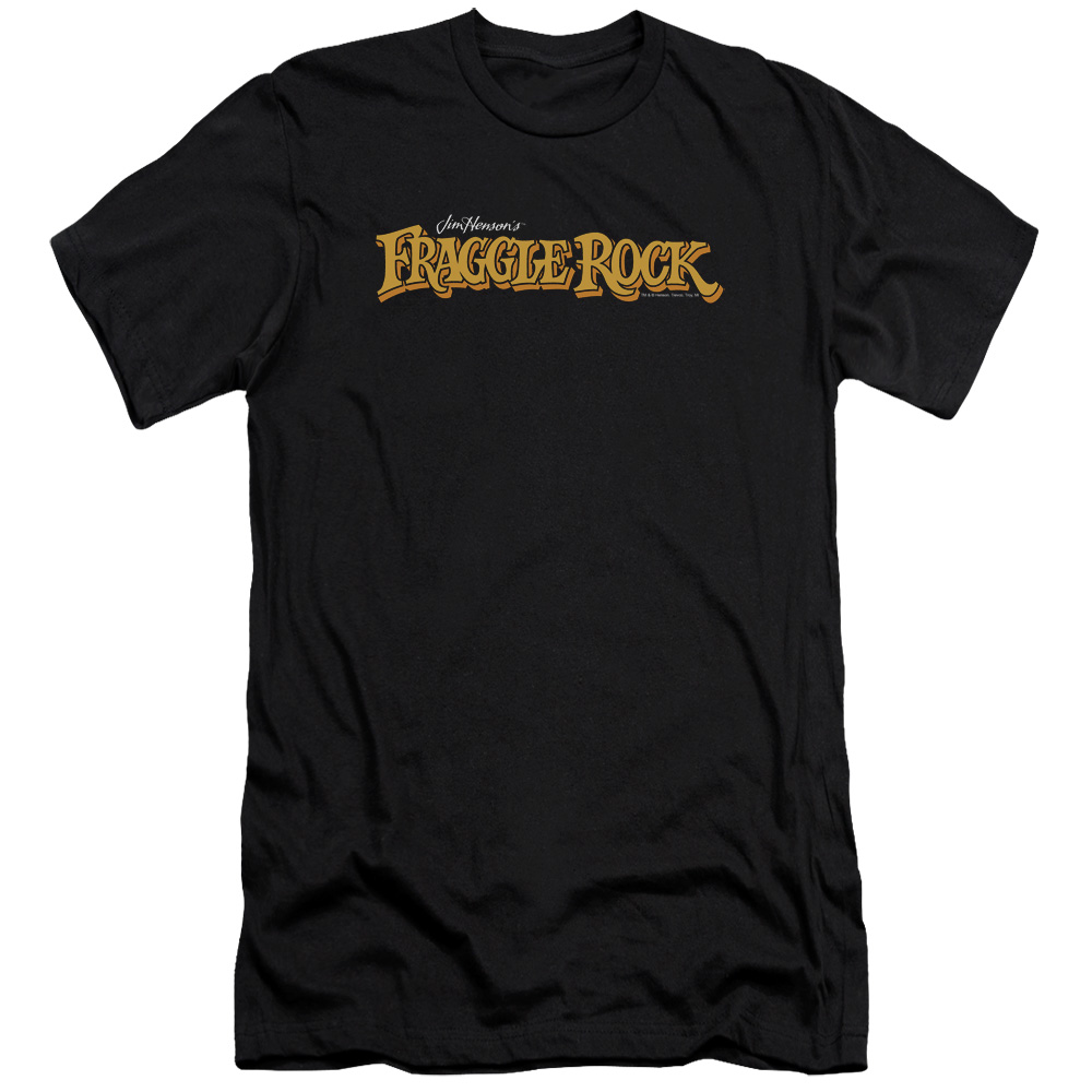 Official Fraggle Rock Premium Slim Fit T-Shirt