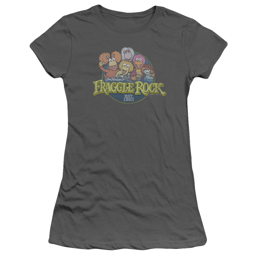 Fraggle Rock Junior Fit T Shirt