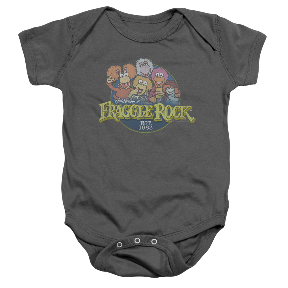 Fraggle Rock Baby Bodysuit