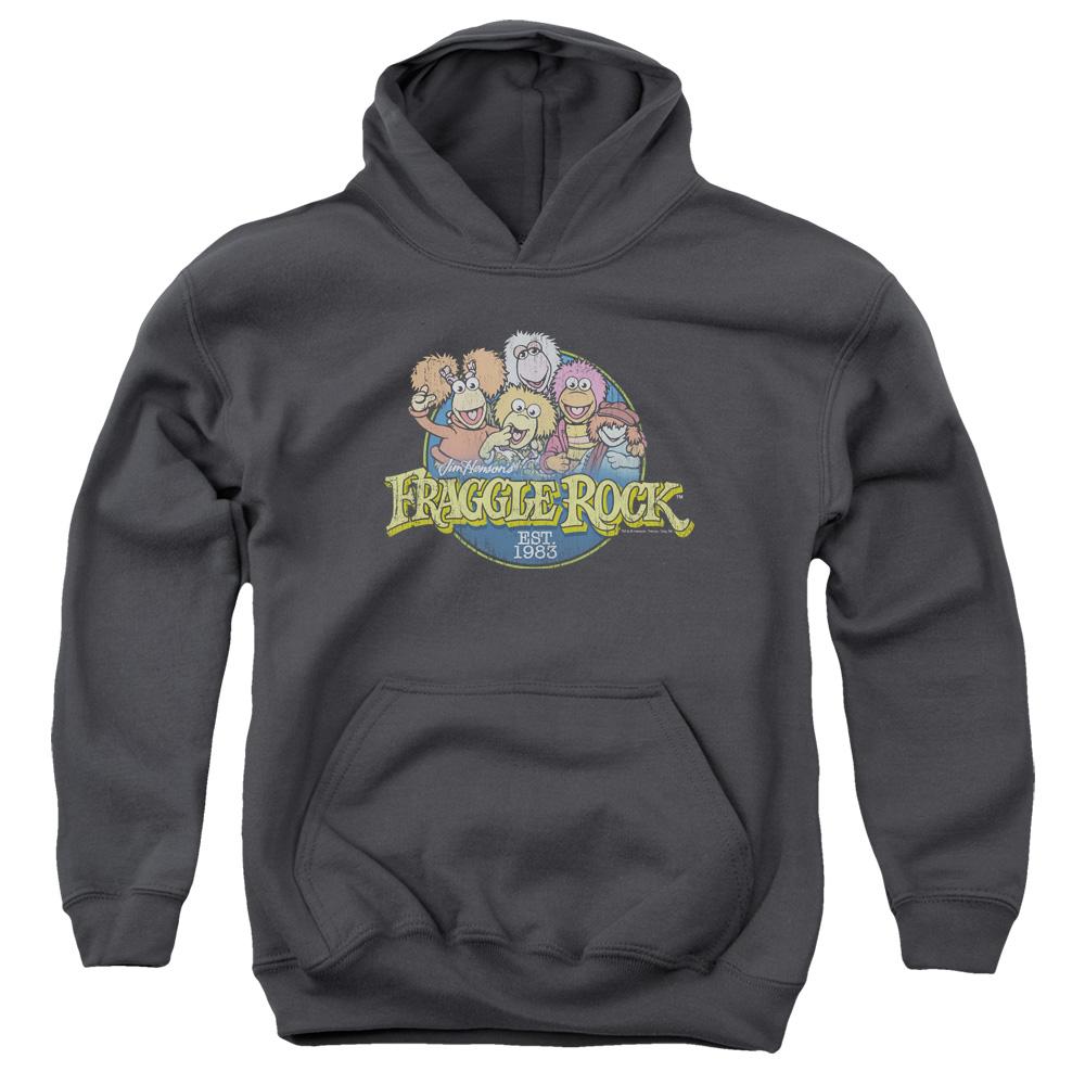 Fraggle Rock Kids Hoodie