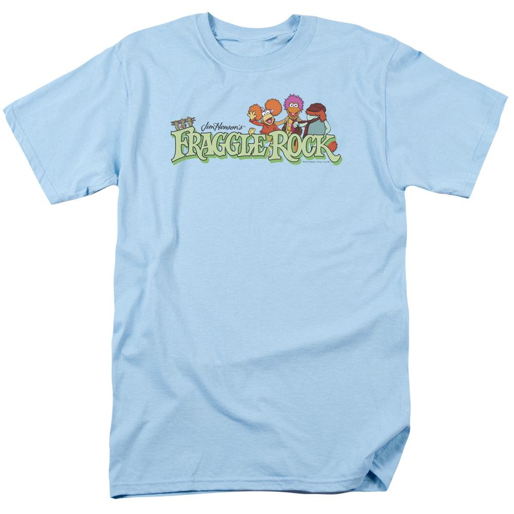 Leaf Logo Fraggle Rock T-Shirt