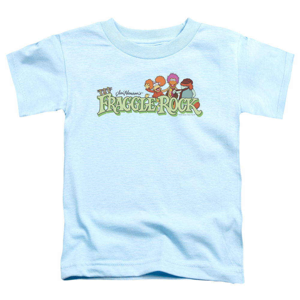Leaf Logo Fraggle Rock Toddler T-Shirt