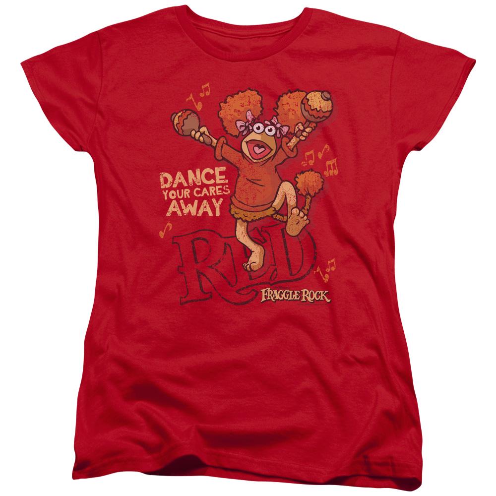 Dance Fraggle Rock Women's T-Shirt