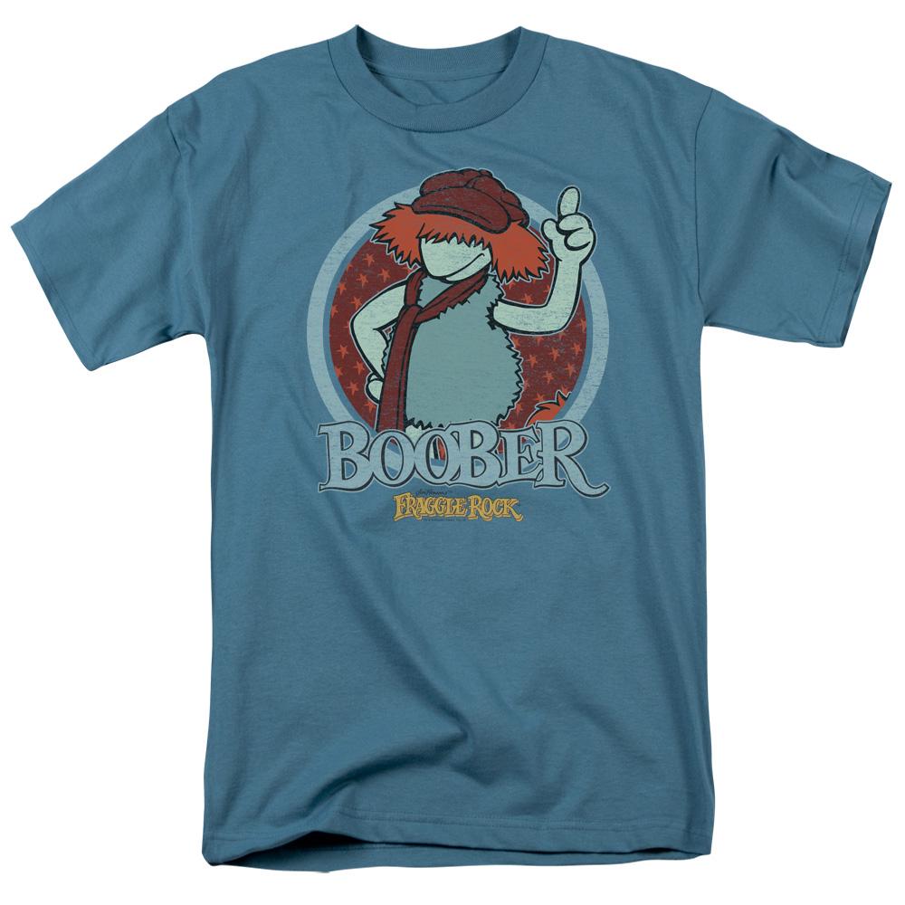Boober Circle Fraggle Rock T-Shirt
