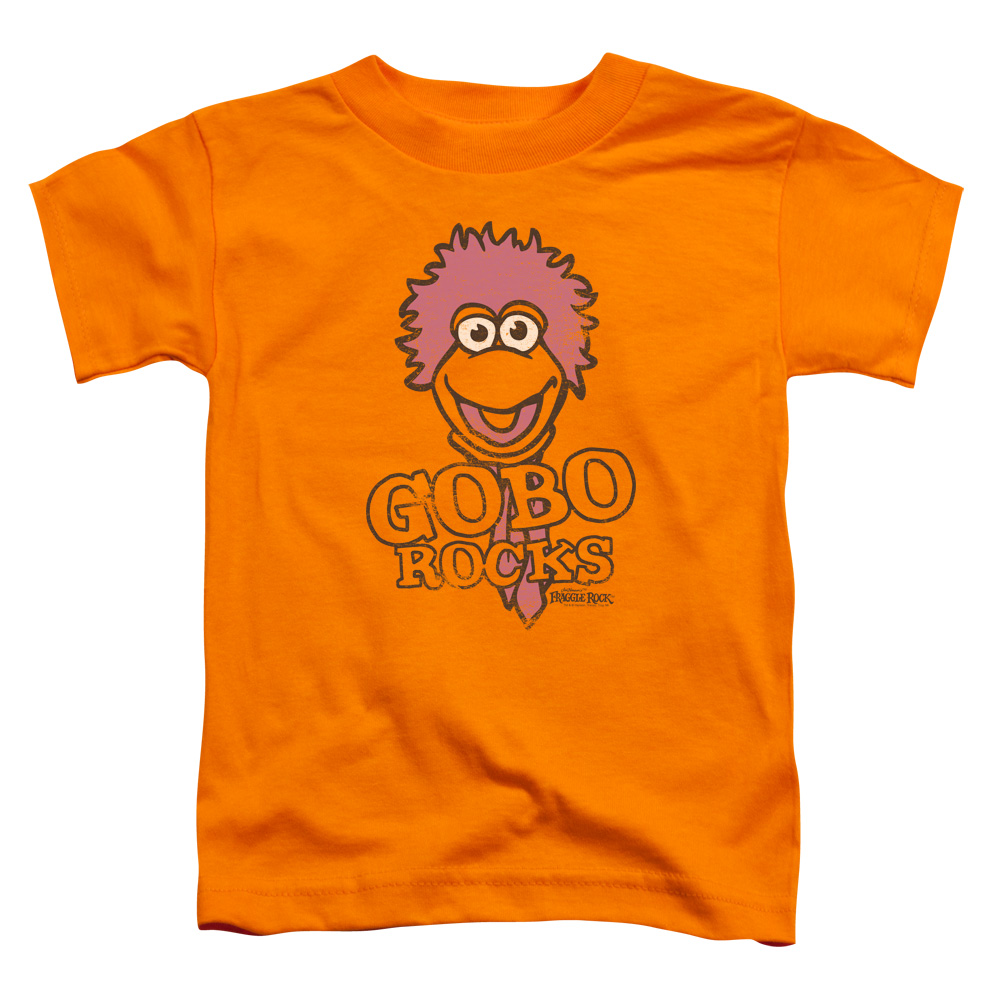 Gobo Rocks Fraggle Rock Toddler T-Shirt