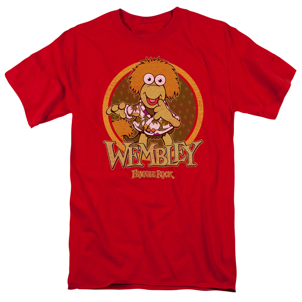 Wembley Circle Fraggle Rock T-Shirt