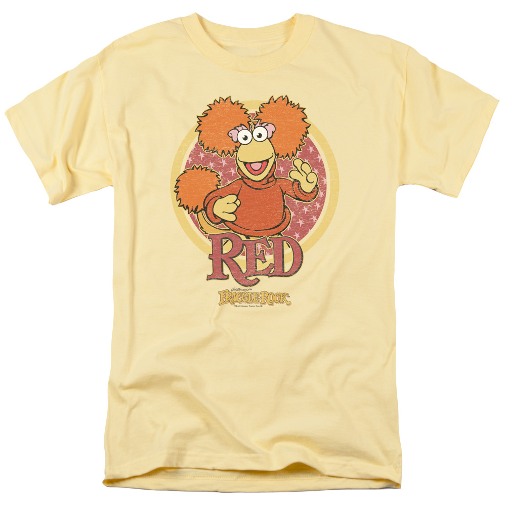 Red Circle Fraggle Rock T-Shirt