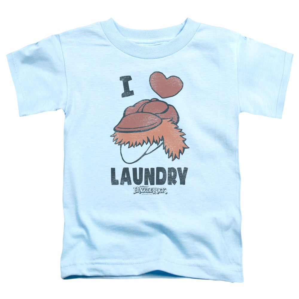 Laundry Lover Fraggle Rock Toddler T-Shirt