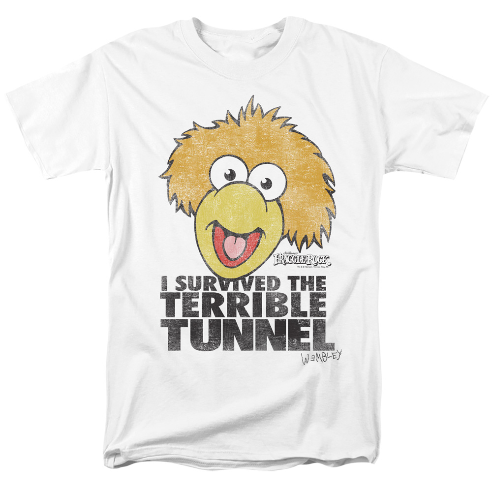 Terrible Tunnel Fraggle Rock T-Shirt