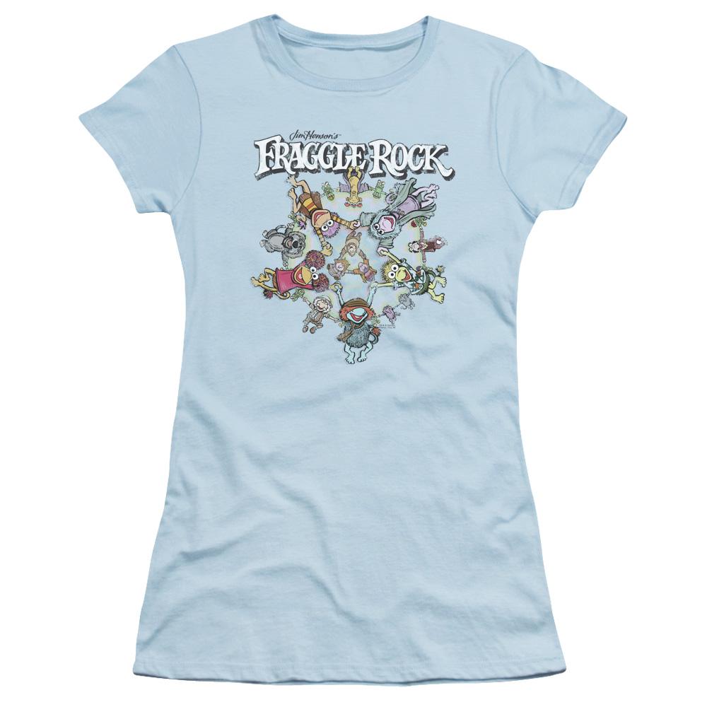 Spinning Gang Fraggle Rock Junior Fit T Shirt
