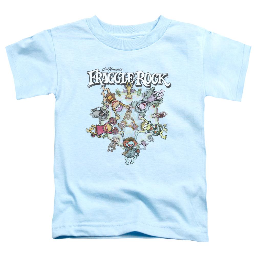 Spinning Gang Fraggle Rock Toddler T-Shirt