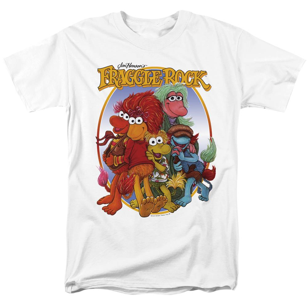 Big Group Hug Fraggle Rock T-Shirt