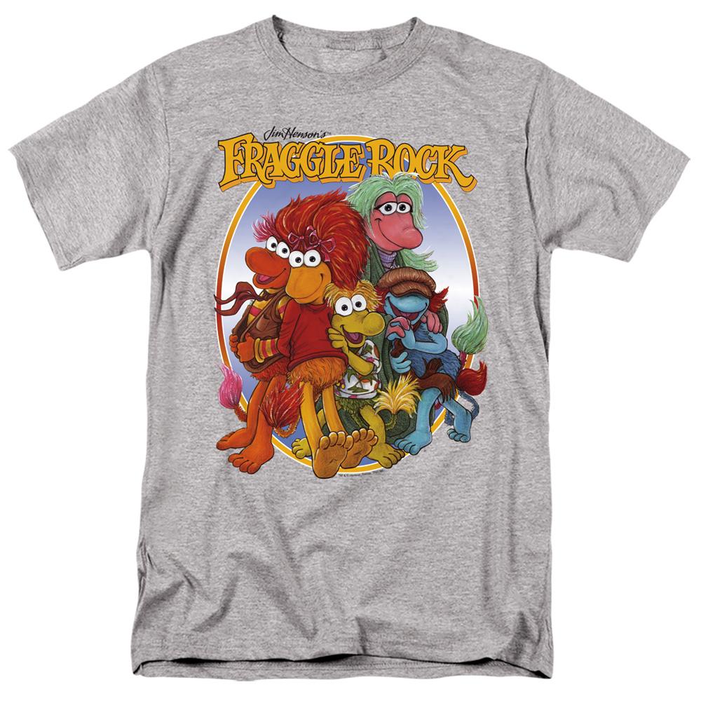 Group Hug Fraggle Rock T-Shirt