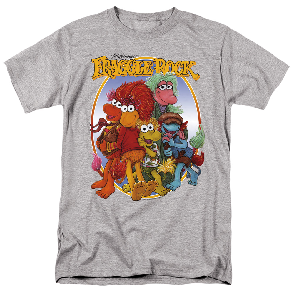 Group Hug Fraggle Rock T-Shirt