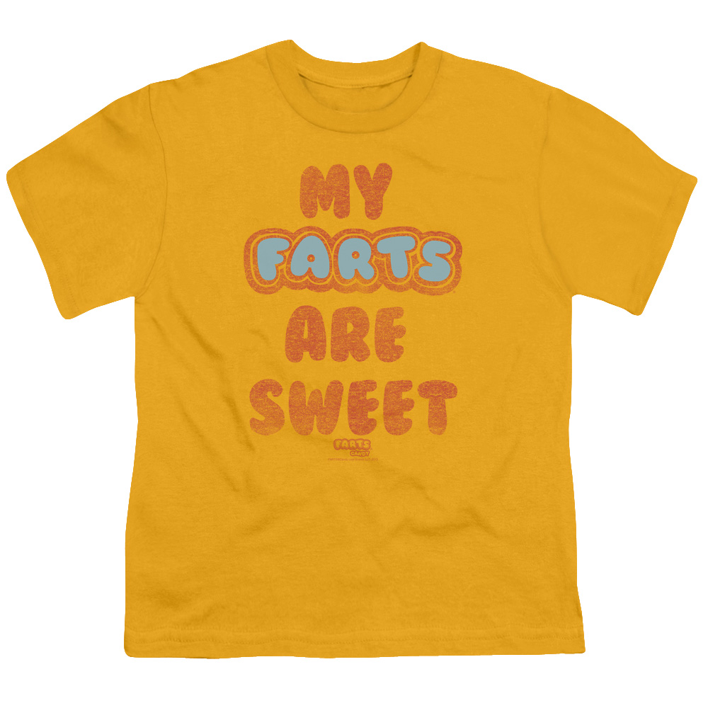 Farts Candy Sweet Farts Kids T-Shirt