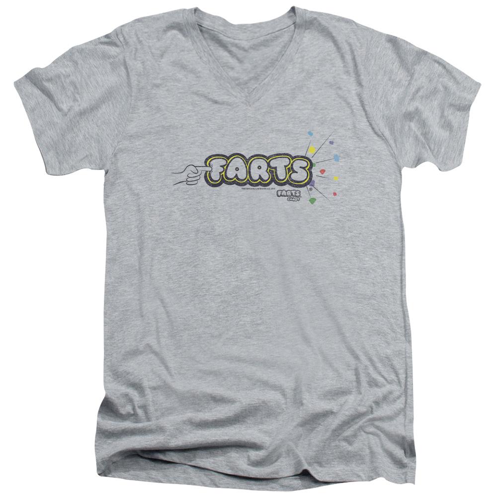 Farts Candy Finger Logo