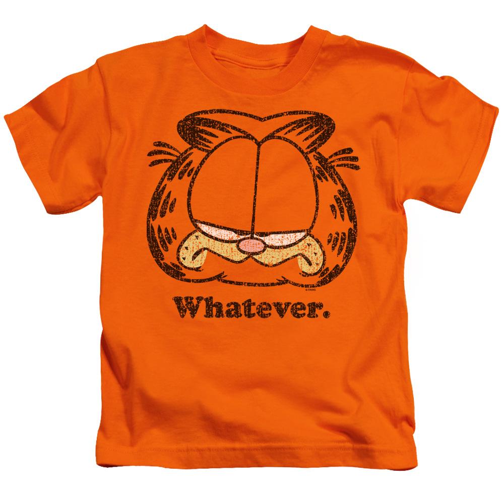 Garfield Cat Whatever Juvy T-Shirt
