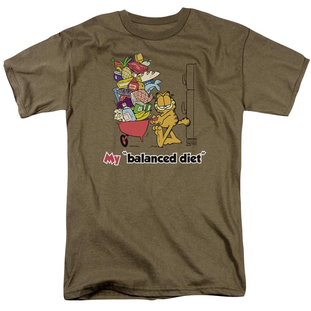 Garfield Balanced Diet T-Shirt