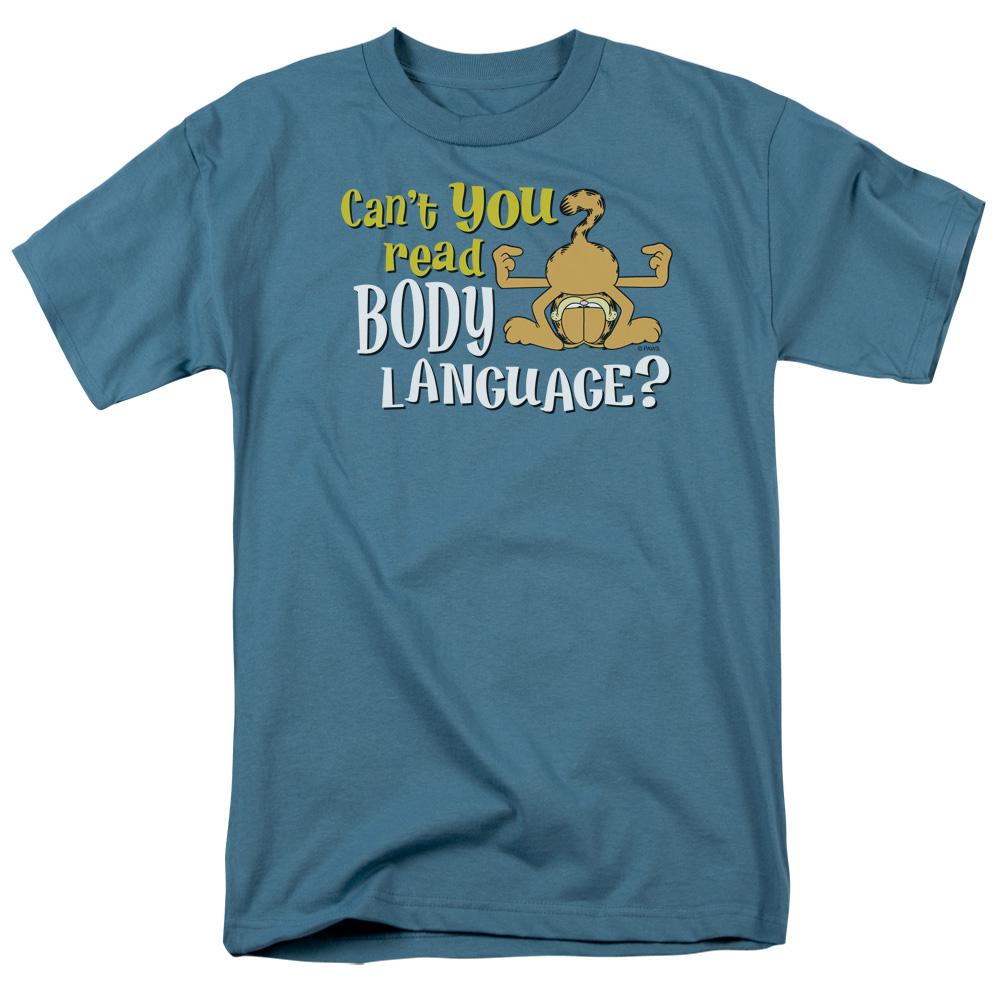 Garfield Body Language