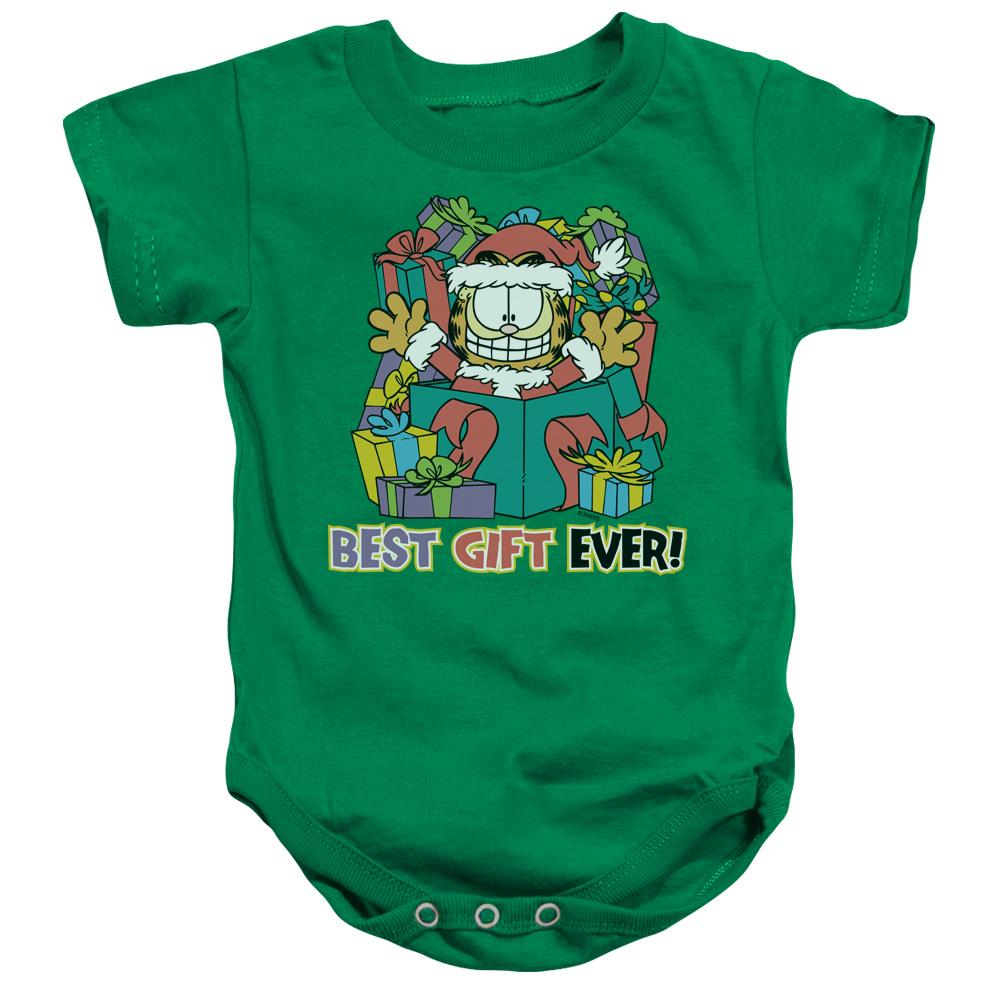 Garfield Best Gift Ever Baby Bodysuit