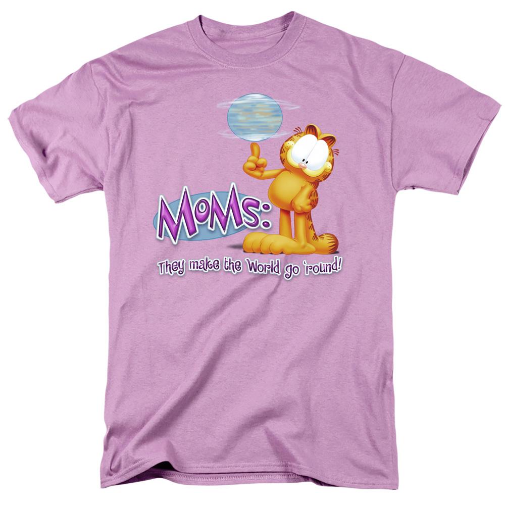 Garfield Make World Go Round  T-Shirt