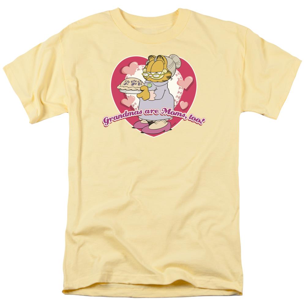 Garfield Don'T Forget Grandma T-Shirt