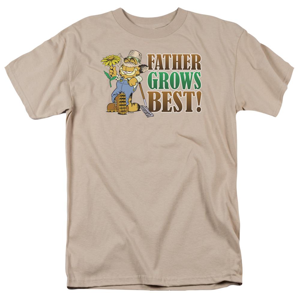 Garfield Father Grows Best T-Shirt