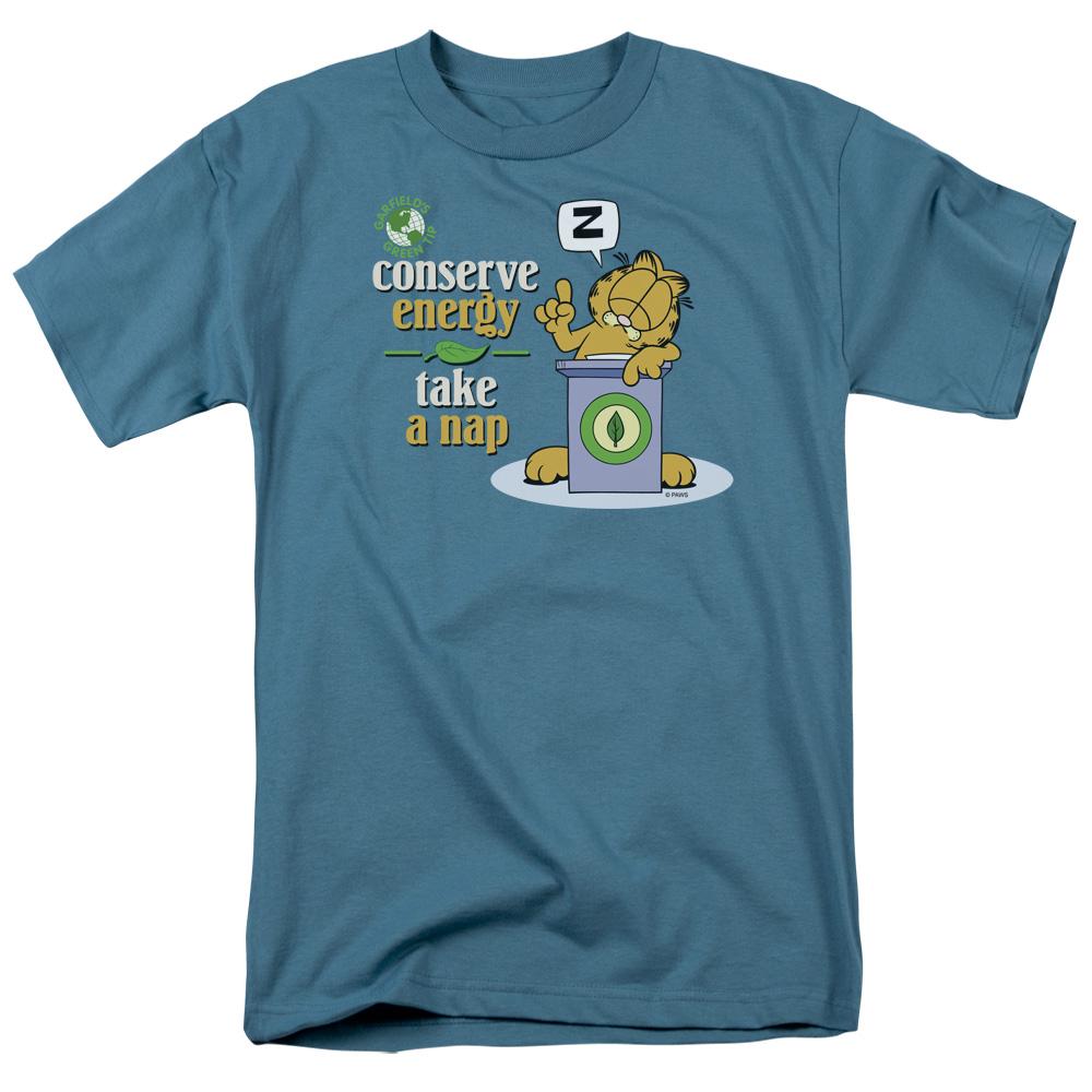 Garfield Conserve Energy T-Shirt