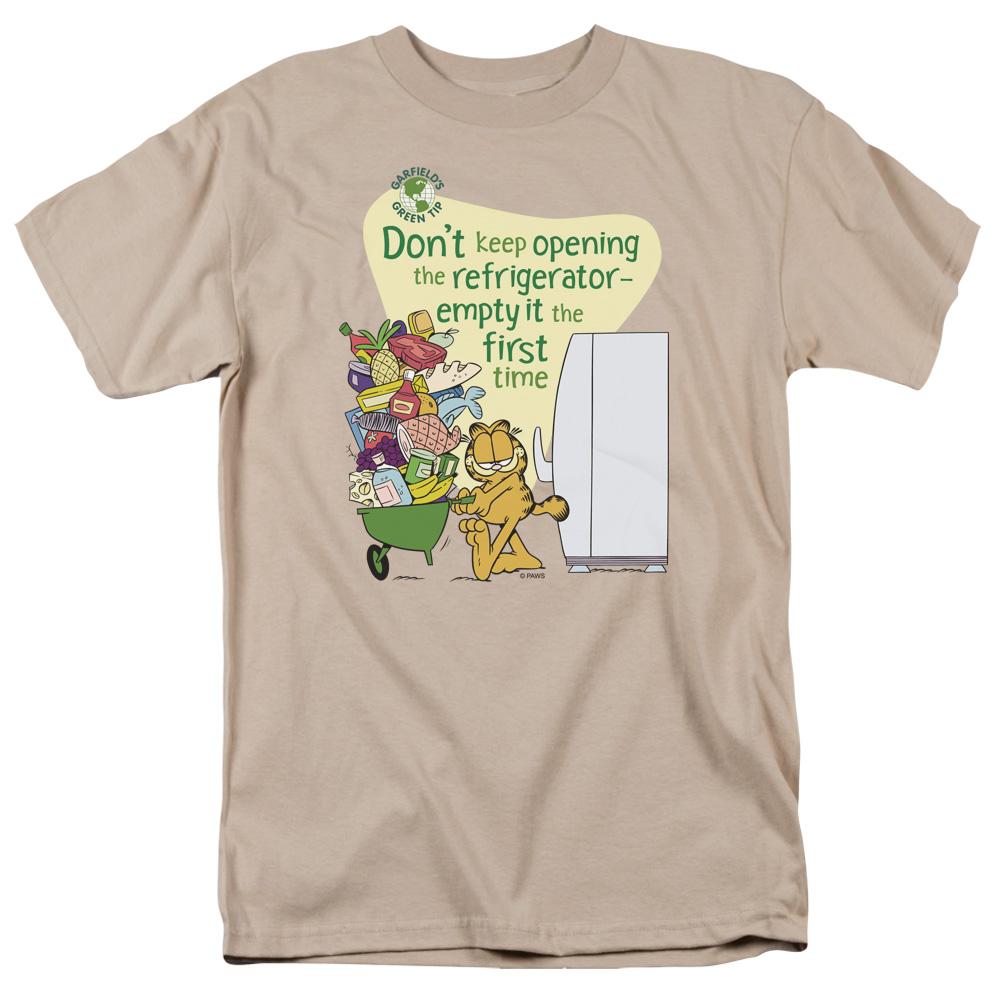 Garfield Empty It