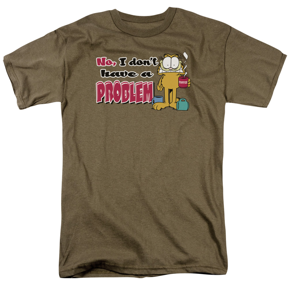 Garfield No Problem T-Shirt