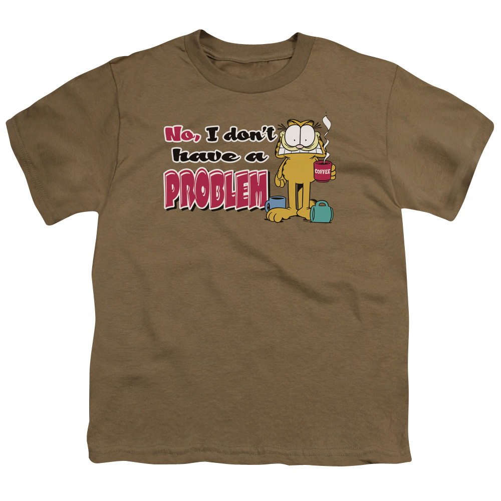 Garfield No Problem Kids T-Shirt
