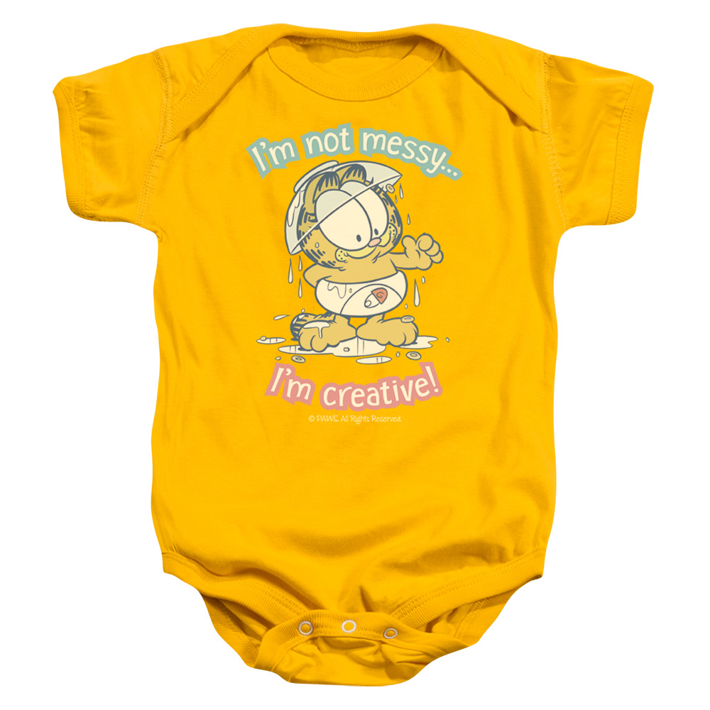 Garfield Im Creative Baby Bodysuit