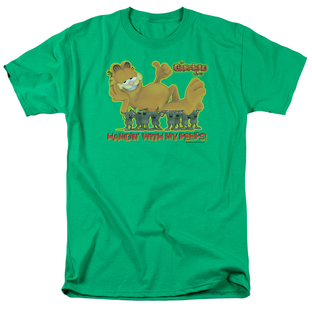 Garfield My Peeps T-Shirt