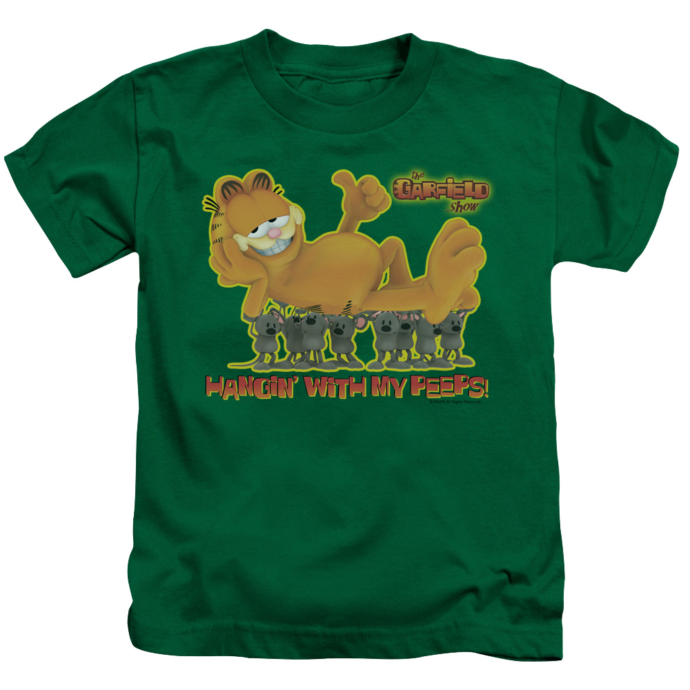 Garfield My Peeps Juvy T-Shirt