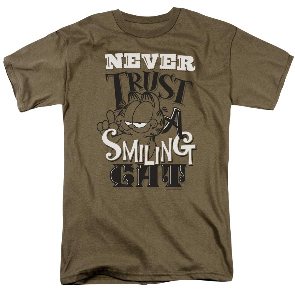 Garfield Never Trust T-Shirt