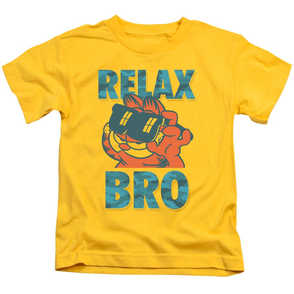 Garfield Relax Bro