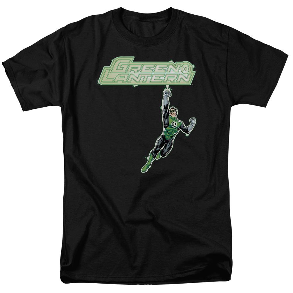 Green Lantern Energy Construct Logo T-Shirt