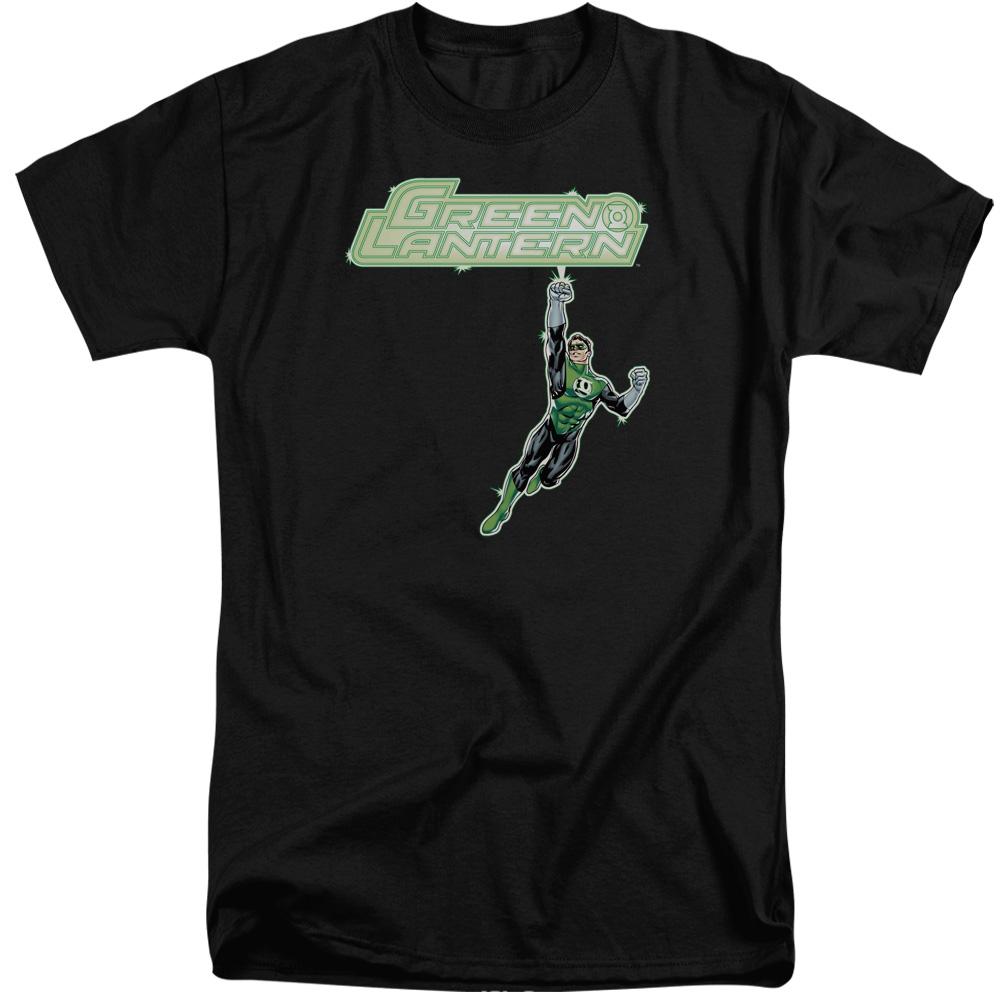 Green Lantern Energy Construct Logo Tall T-Shirt