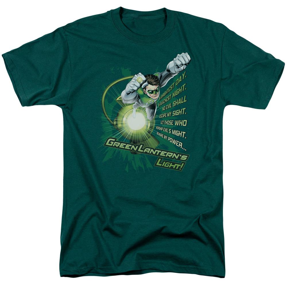 Green Lantern Flying Oath