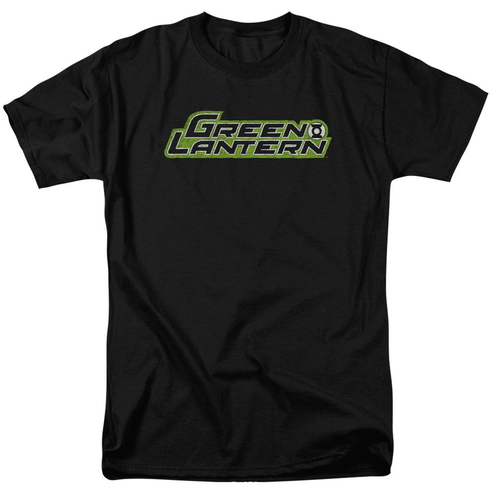 Green Lantern Scribble Title