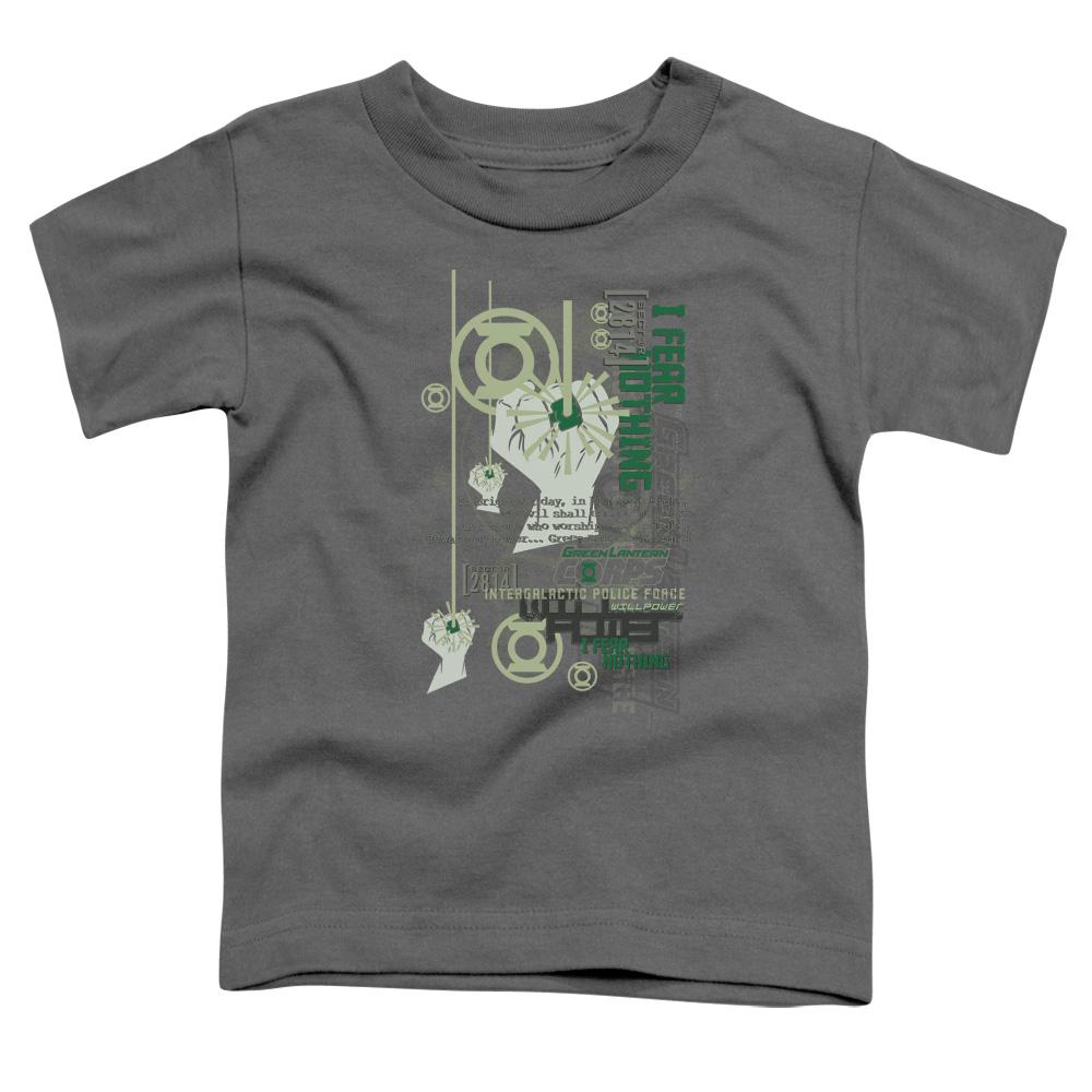 Green Lantern Core Strength Toddler T-Shirt