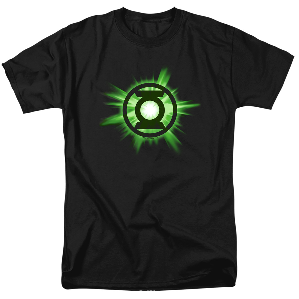Green Lantern Green Glow