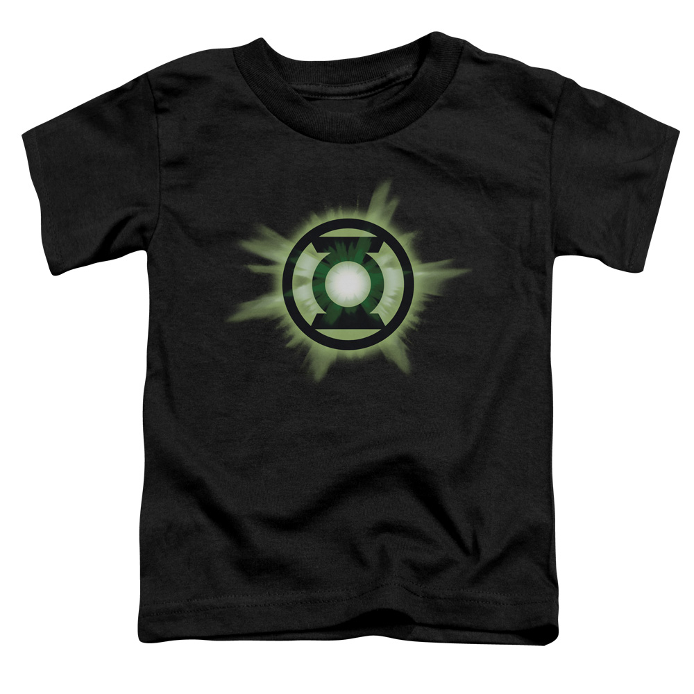 Green Lantern Green Glow Toddler T-Shirt