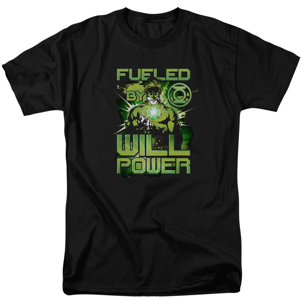 Green Lantern Fueled T-Shirt