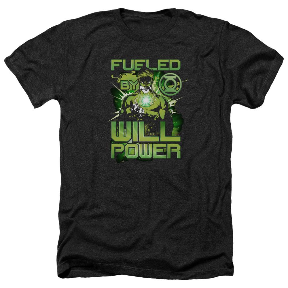 Green Lantern Fueled Heather T-Shirt